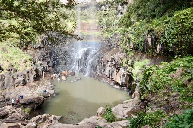 Springbrook National Park – Purling Brook Falls & Natural